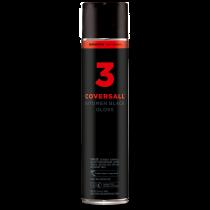 Аэрозольная краска Molotow Coversall 3 Black Top 600мл