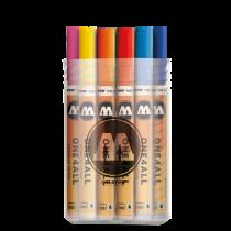Набор маркеров Molotow One4All Main-Kit I 127HS 20 шт