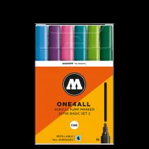 Набор маркеров One4all 227HS 6шт Basic Set 2