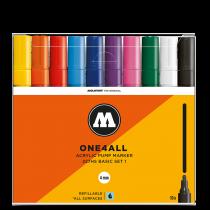 Набор маркеров One4all 227HS 10шт Basic Set 1