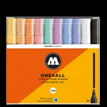 Набор маркеров One4all 227HS Pastell set 10шт(200458)