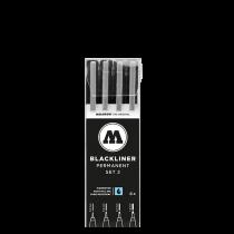 Набор Molotow Blackliner Set 2