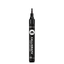 Маркер Molotow CalligrFX Softliner 2мм черный