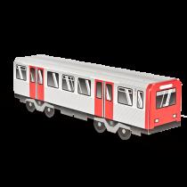 Вагон Mini Subwayz Hamburg