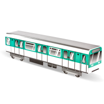 Вагон Mini Subwayz Paris