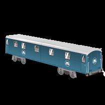 Вагон Mini Subwayz Molotow Train