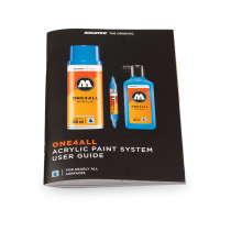 Molotow Каталог ONE4ALL User Guide 800612