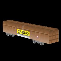 Вагон Mini Subway Molotow Cargo