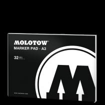 Книга для скетчей Molotow A3