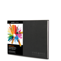 Скетчбук Molotow One4all Professional Artbook A4