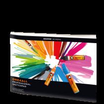 Скетчбук Molotow One4All Professional Artpad A3