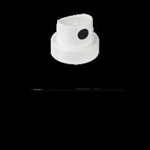 Кэп SuperSkinny (белый/черный)