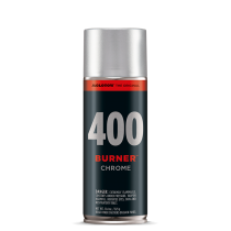 Аэрозольная краска Molotow Burner Chrome 400мл