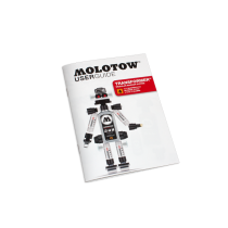 Molotow буклет TRANSFORMER 997017
