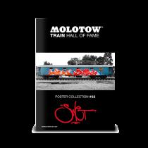 Плакат MOLOTOW TRAIN POSTER #02 SWET