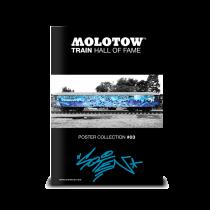 Плакат MOLOTOW TRAIN POSTER #03 SOTEN