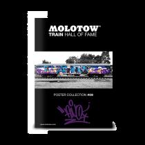 Плакат MOLOTOW TRAIN POSTER #09 FINO